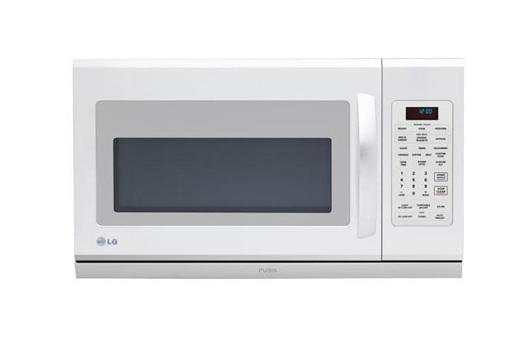 2 0 cu ft over the range microwave oven with extenda vent