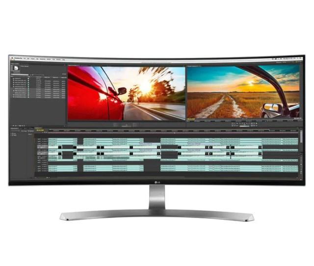 Lg Monitors 34uc
