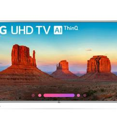 model uk6570aua 4k hdr smart led uhd tv w ai thinq  [ 1100 x 730 Pixel ]