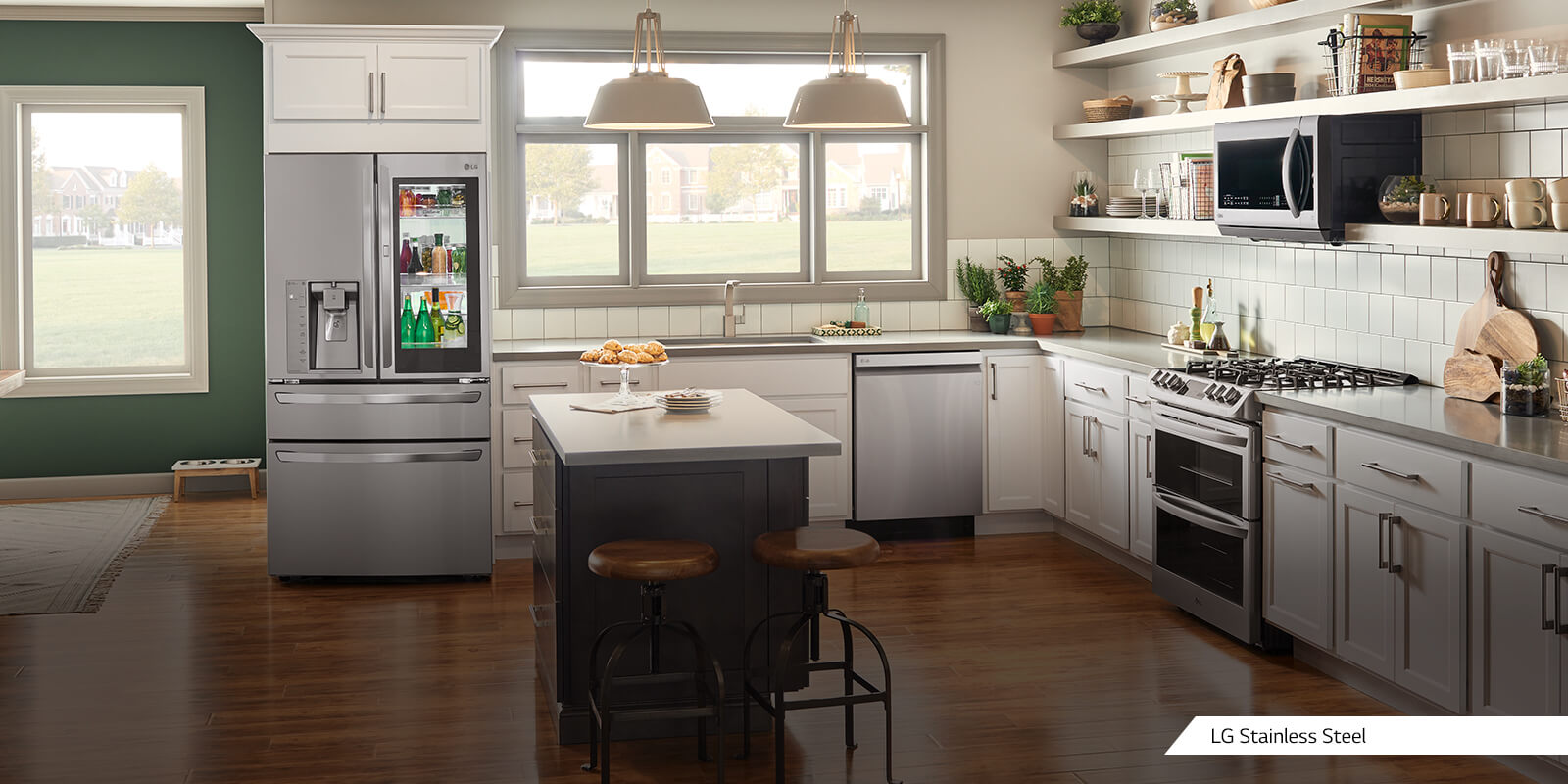 lg kitchen appliances best mats premier appliance finishes usa