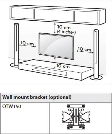 LG OLED Setup: Distance, Unpacking & Mounting