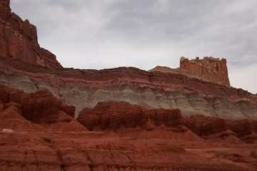 capitol reef vacation