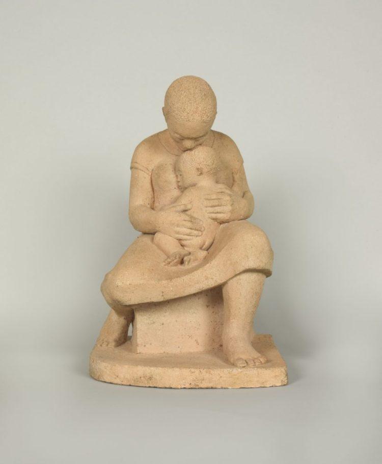 fragile blog (Elizabeth Catlett sculpture)