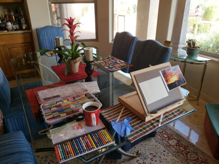 What are your longings? Arizona art studio and supplies