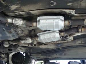 L & G Auto Exhaust Experts  Catalytic Converters