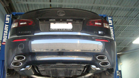l g auto exhaust experts and collision repairs