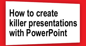 killer presentations with powerpoint and lgbt computer geek