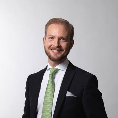 Thomas Ogard, speaker at the LGBTI+ Business Conference
