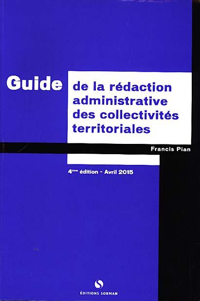 livre redaction administrative