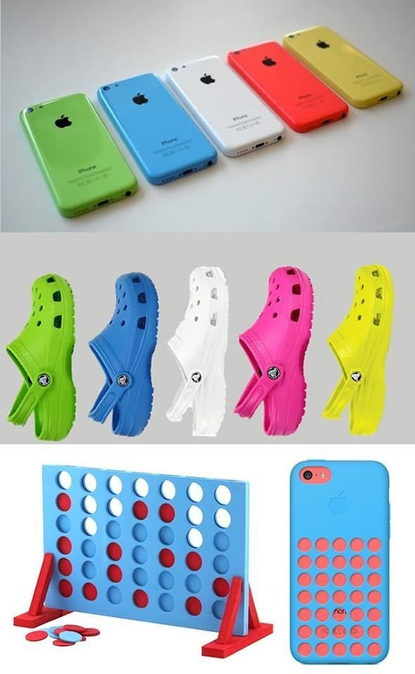 Inspiration pour le Iphone 5C