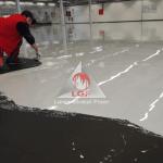 DURACRETE MFB – AS ESD-AS aplicare autonivelant esd gletiera