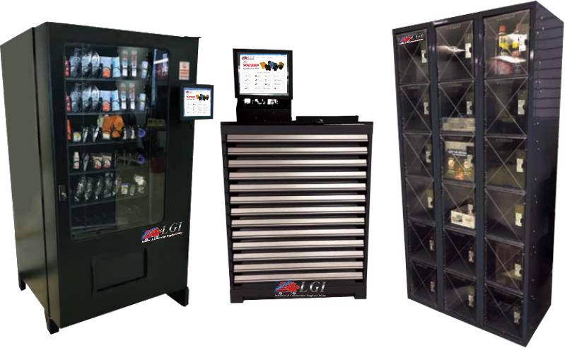 MRO Vending Machines
