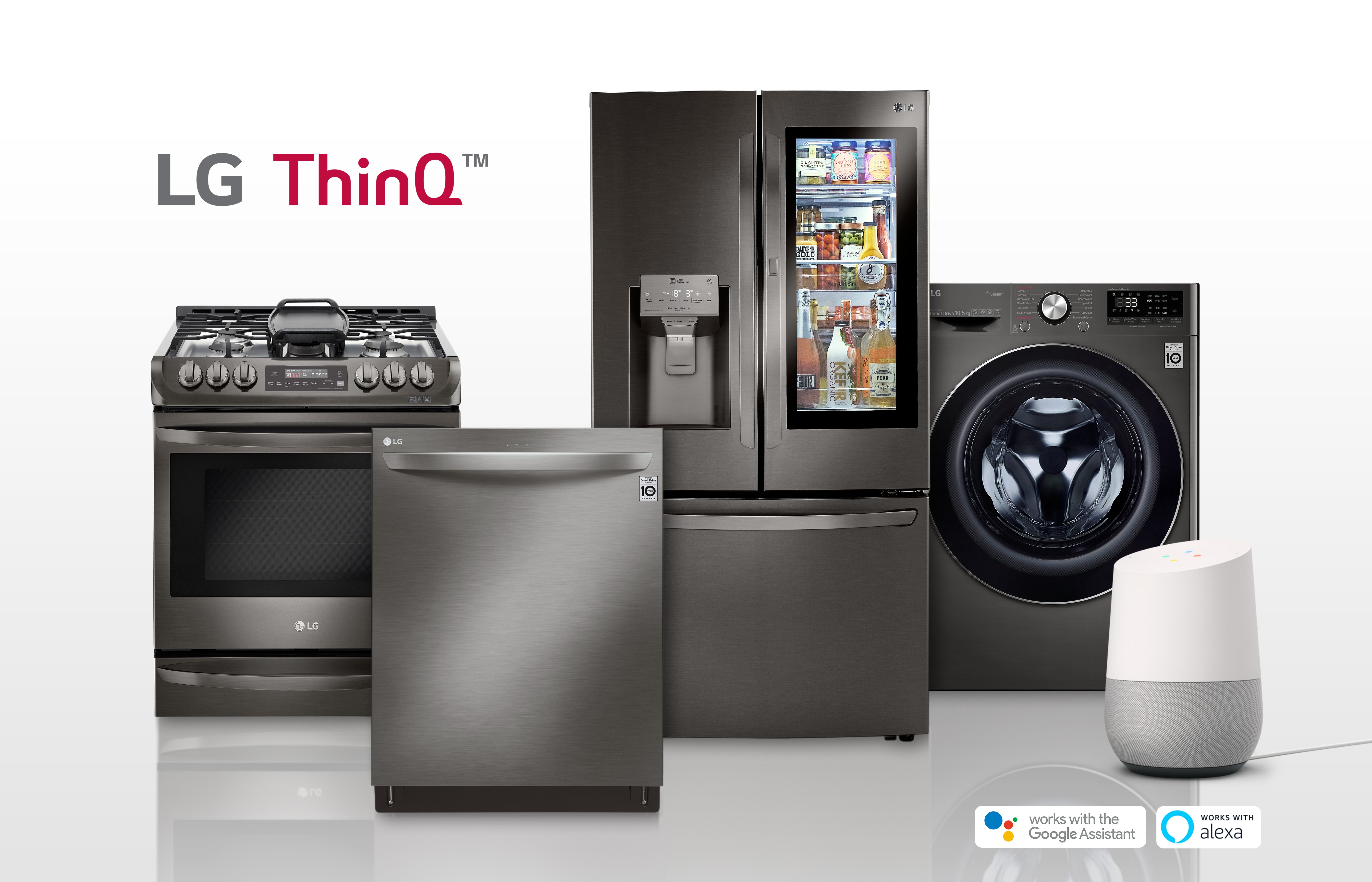 LG ThinQ_Products