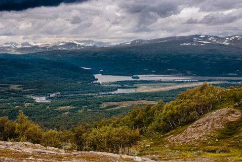 Laisaliden © Fotograf Lars-Göran Norlin