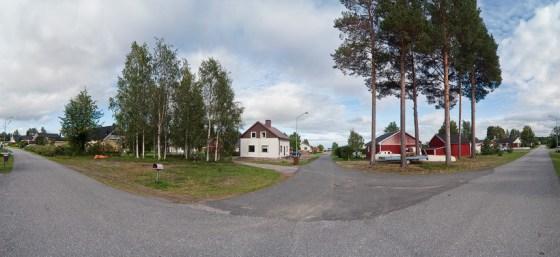 Sandtorpsvägen och Perstuguvägen