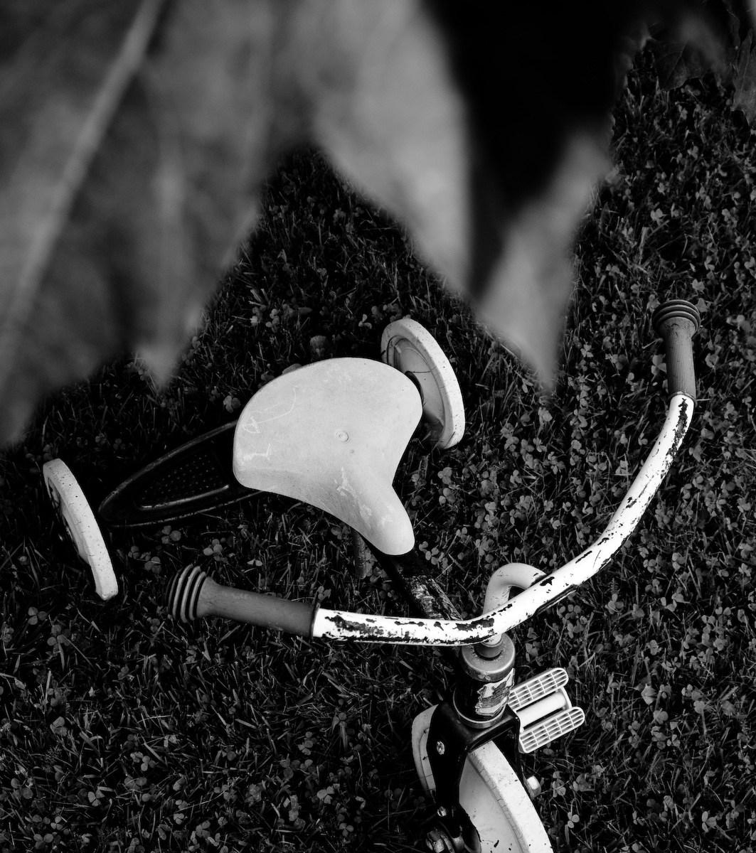 Trehjuling. Fotograf Lars-Göran Norlin
