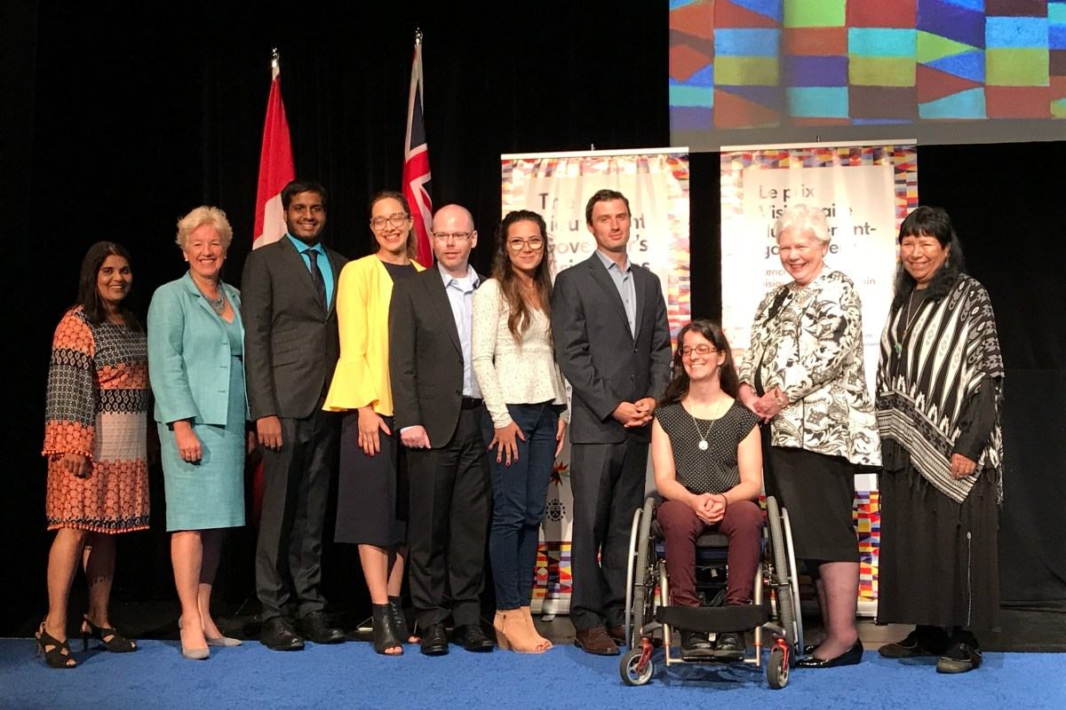 Visionaries Prize: Inclusive prosperity