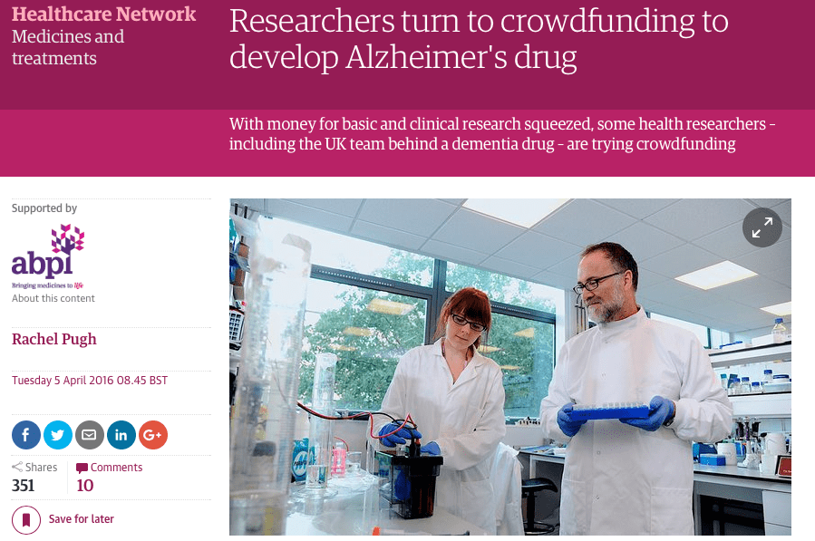 Crowdfunding Research: democratisation of research funding or unethical practice?