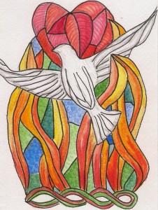Heiligen Geist betrüben