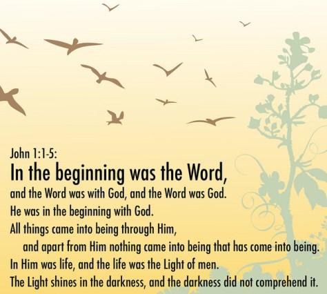 Johannes 1,1
