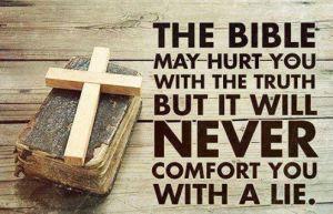 Die Bibel schenkt Hoffnung