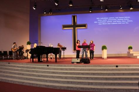 Singen Lieder Evangelium21