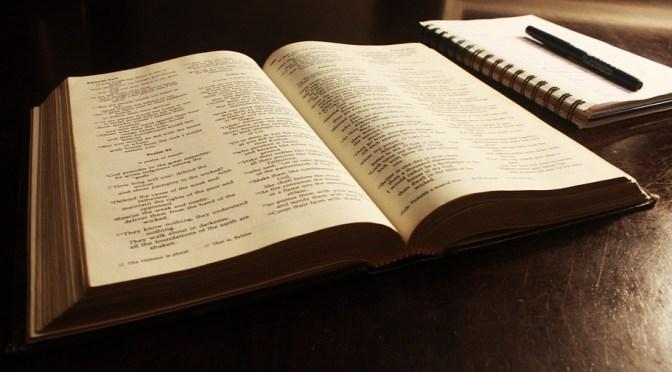 Warum solltest du Bibelverse auswendig lernen?