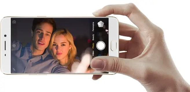 Oppo F1 Plus Kamera Depan
