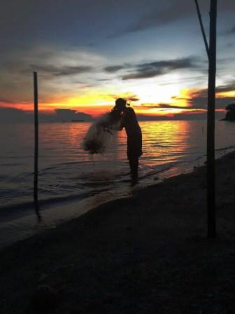 Pantai perawehan, jepara // Foto oleh Jusrul