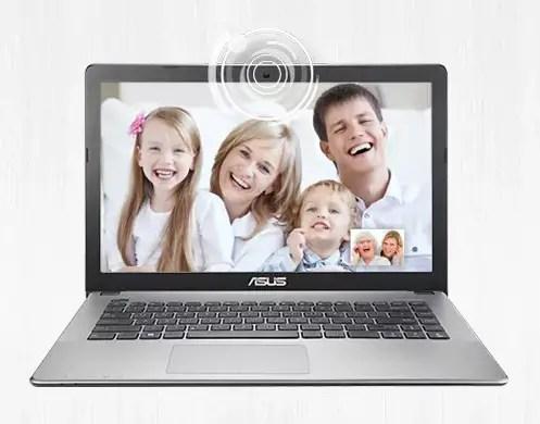 ASUS X450JB Web Camera HD