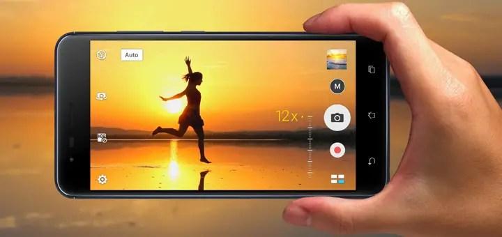 ASUS Zenfone 3 Zoom - Zoom