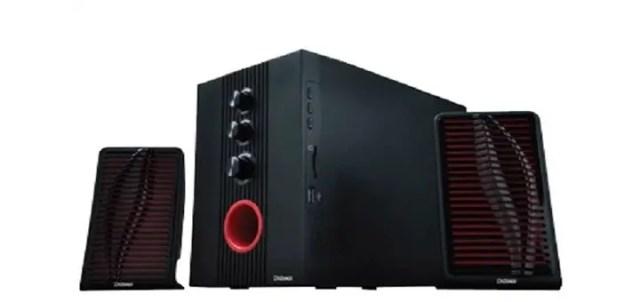 Speaker Gaming Terbaik Harga Murah Dazumba DZ5000 Terbaru 2017