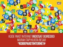 Kode Paket Internet Indosat