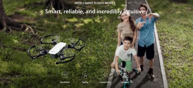 DJI-SPARK-intelligent-flight-mode-spark