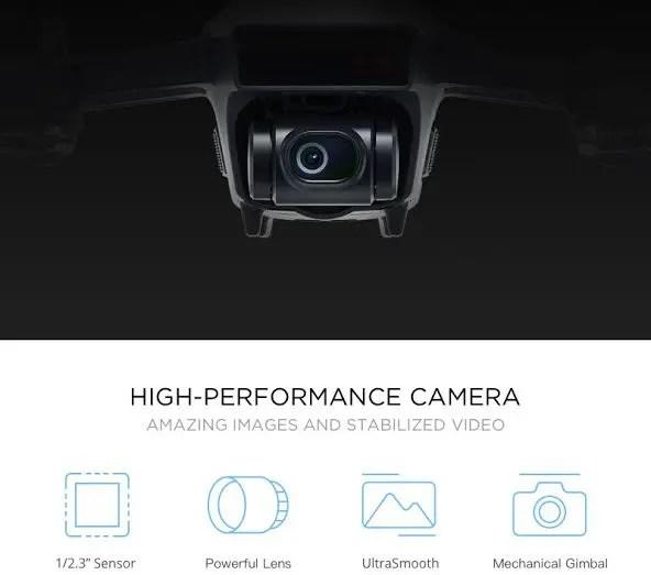 DJI Spark Camera