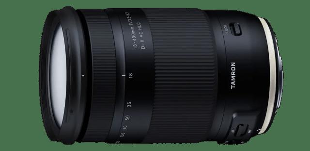 Tamron 18-400mm Ultra Telephoto