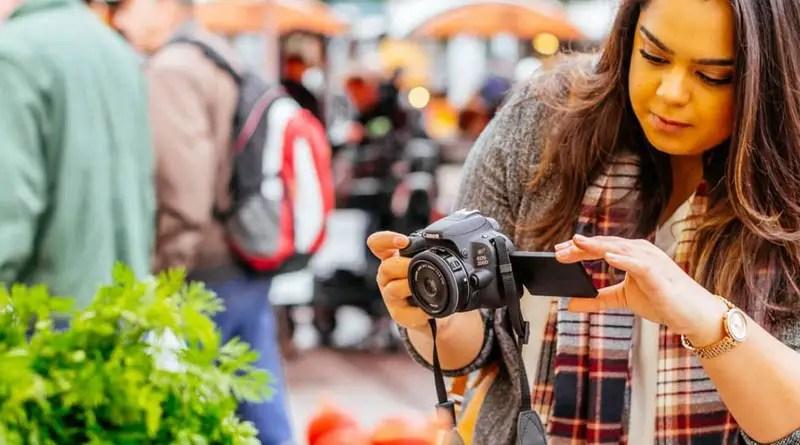 Canon EOS 200D Untuk Traveller