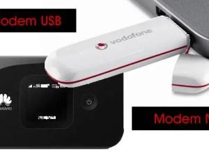 Modem USB vs MiFi