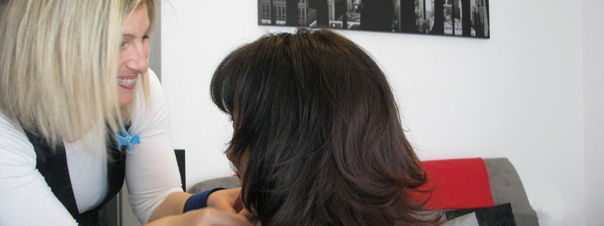 coiffeuse a domicile virginie l hair