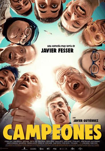 CAMPEONES (2019)