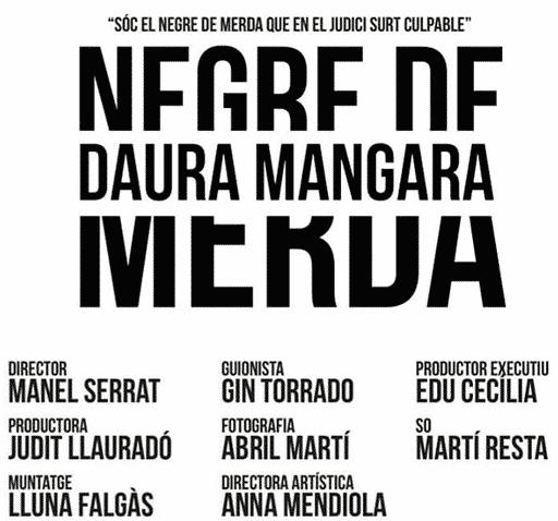 Negre de Merda - Curt documental