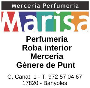 MARISA Merceria - Perfumeria Banyoles
