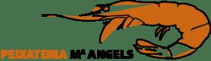 Peixateria Maria Angels nomes logo