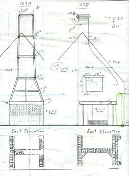 L.H.Barker Architectural Illustration, St. John's Site