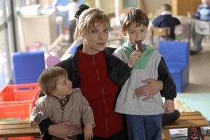 Un grand rôle, parfaitement tenu par Sophie Cattani , la mère biologique,
