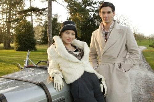 Jessica Biel et Ben Barnes ,bien mignons