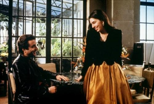 Sofia Coppola sous l'oeil de Andy Garcia, et de son papa...