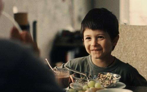 L'enfant d'Umay, joué par Nizam Schiller , impeccable !