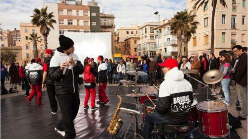 Breakdance à Barcelone : une réalité , et du spectacle pour les touristes