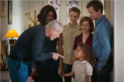 """La famille accueille toujours Victoria et sa petite fille, """"leur"""" petite fille"""